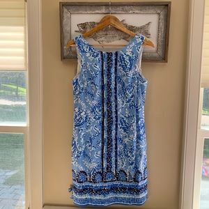 """NWT Lilly Pulitzer """"Mila"""" Shift, Turtley Awesome"""